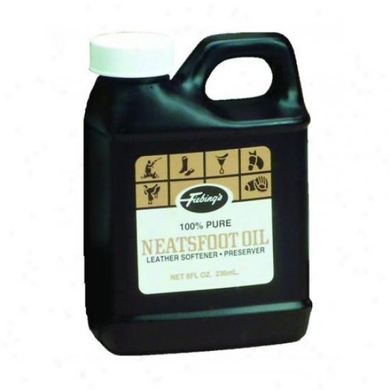 Fiebing 088-30050/pure00p00 100% Pre Neatsfoot Oil