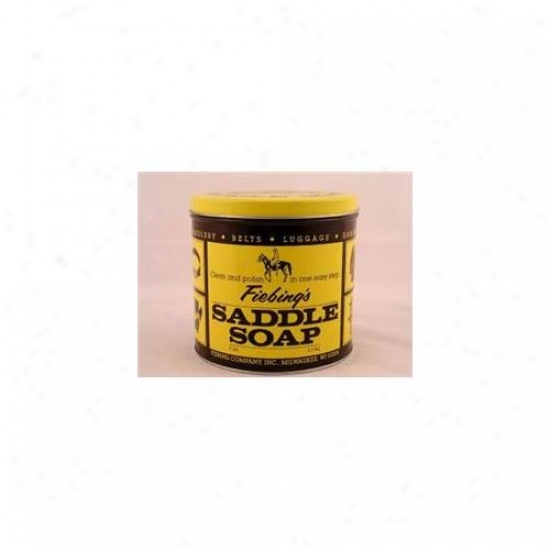 Fiebing Company Saddle Soap Paste Yellow 5 Pounds