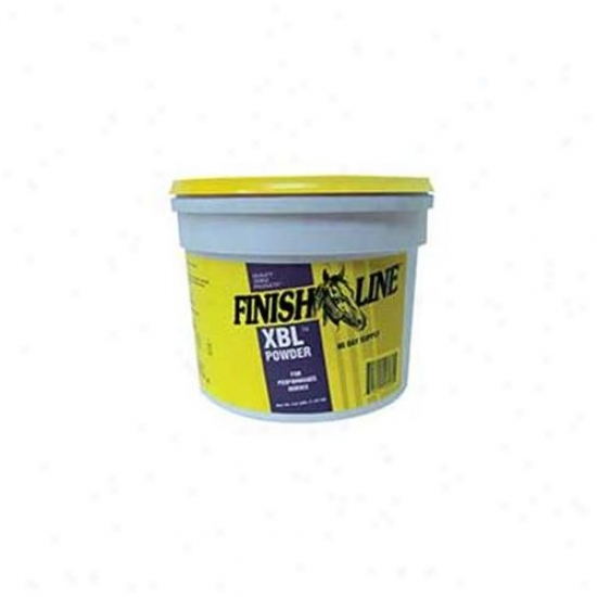 Finish Line Horse Products Inc Xbl Powder 2. 6 Pounds - 53060