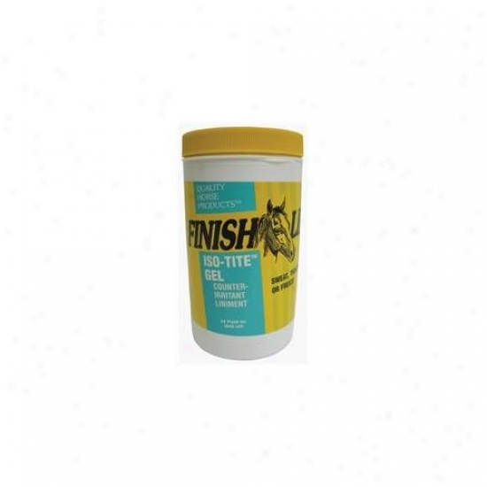 Finish Line - Iso-tite Liniment Gel 1 Quart - 9032