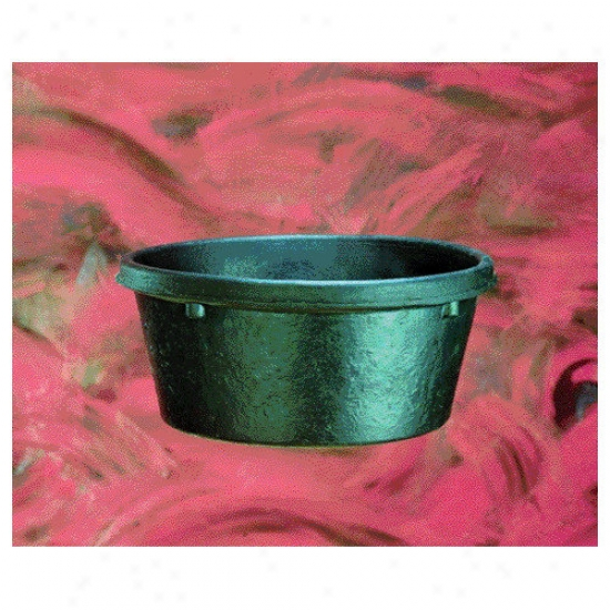 Fortex Industries Inc Feeder Pan In Black