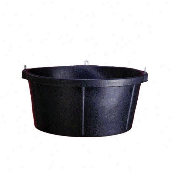 Fortex Industries Inc Rubber Tub In Black