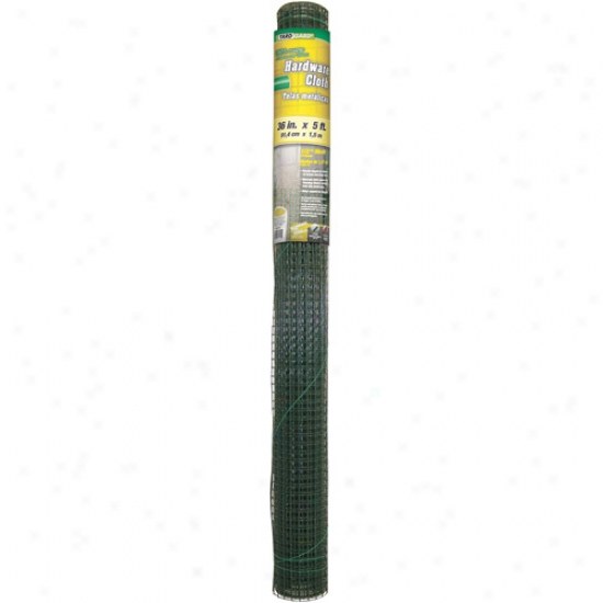 G&b Mat 308254b 36 In X 60 In X 50 In Green Mesh Hardware Cloth