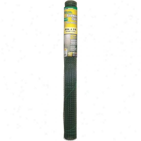G&b Mat 308254b 36 In X 60 In X 50 In Green Mesh Hardware Cloth