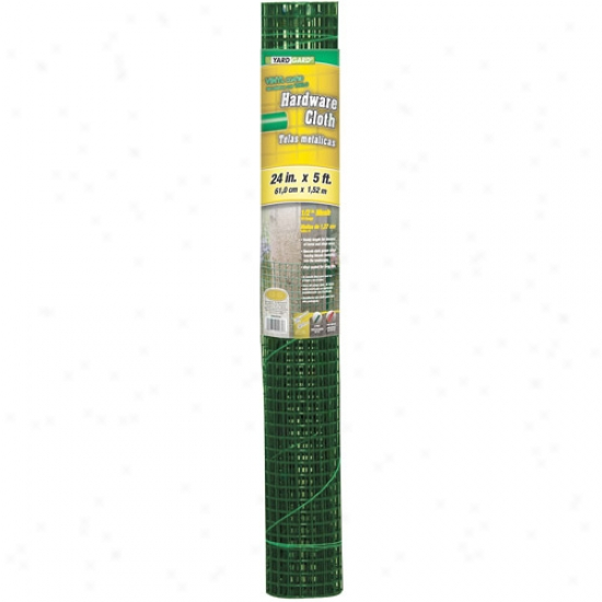Gilbert And Bennet 308253h Mat 24-in X 5 Green 1/2-in Mesh Hardware Cloth