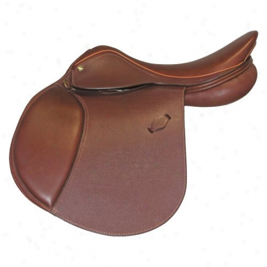HenriD e Rivel Extra Wide Adult Pro Qh Close Touch Saddle