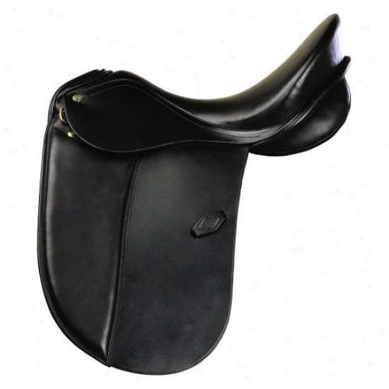 Henri De Rivei Pro Lexus Dressage Flocked Saddle