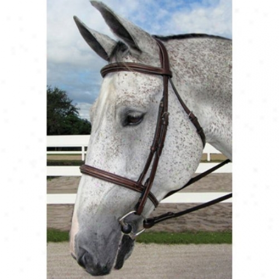 Henri De Rivel Pro Mono Fancy Padded Bridle