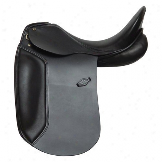 Henri De Rivel Rivella Parls Dressage Flocked Saddle