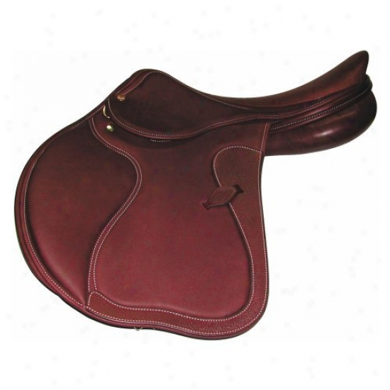 Henri De Rivel Rivella Show Jumping Saddle With Covered Flaps