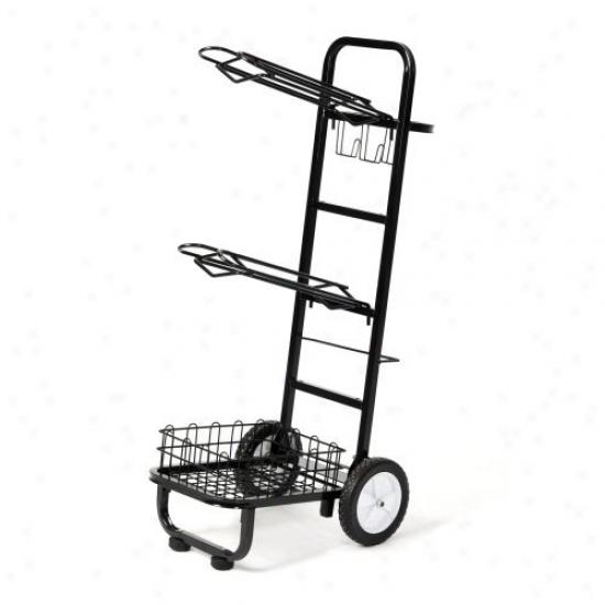 Horsemens Pride Rolling Cart
