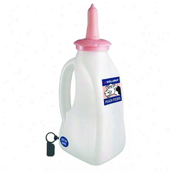Jdj Solutions Peach Teat Handheld Bottle