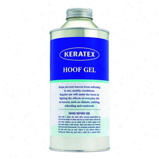 Keratex Equine Hoofcare Khg 1 Liter Keratex Hoof Gel