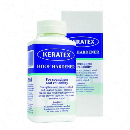 Keratex Equine Hoofcare Khh 250 Ml Keratex Hoof Hardener