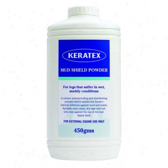 Keratex Equine Hoofcare Kmsp 450 Gr Keratex Mud Shield Powder