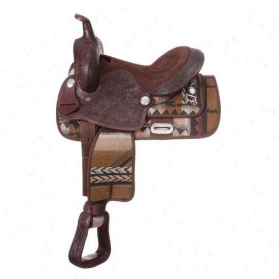 King Series Calico Neutron Saddle