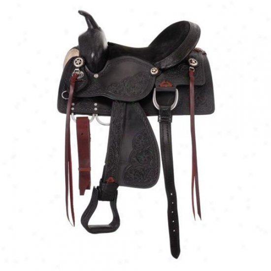 King Series Jacksonville Trail Saddle