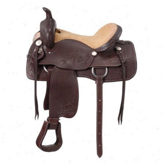 Sovereign Series Mercer Pleasure Trail Saddle