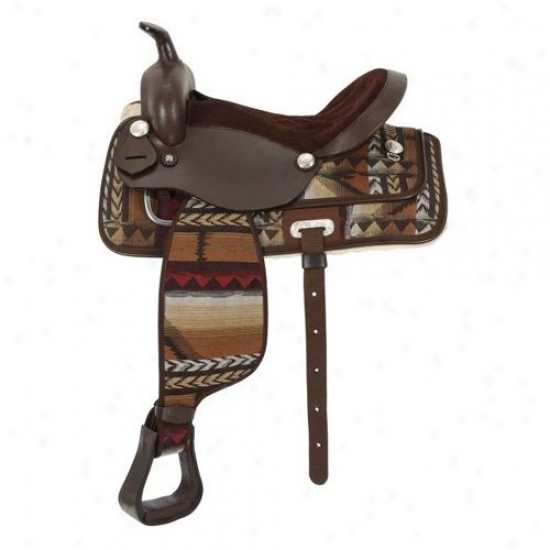 King Series Southwest Neutron Saddle