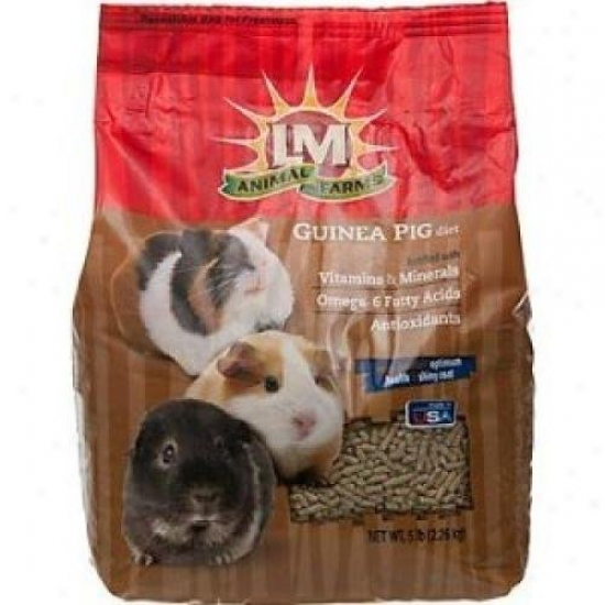L M Animal Farms 12115 Lm Guinea Pig