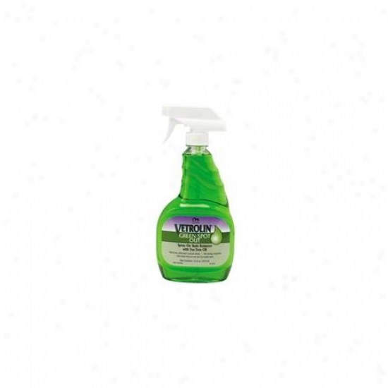 Leather Cpr - Equicare - Vetrolin Green Disgrace Out Spray 16 Ounce - 3004959
