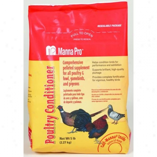 Manna Pro 00-2410-2236 Poultry Conditioner