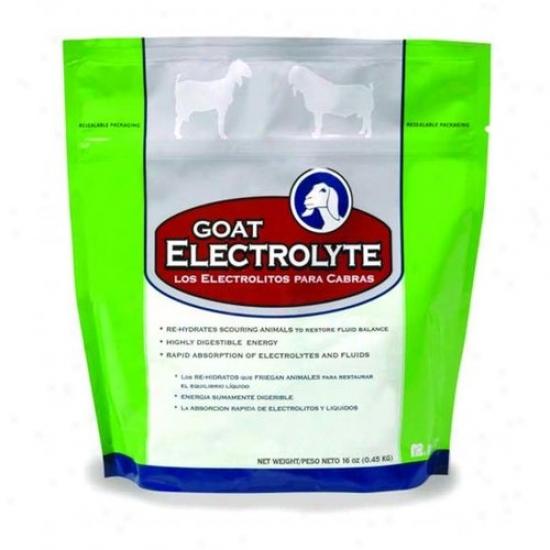 Manna Pro 00-9395-0252 Goat Electrolyte