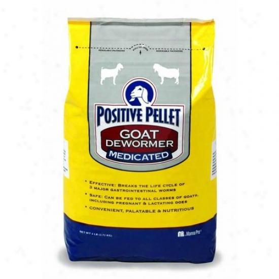 Manna Pro 001-00046 Positive Pellet Goat Dewormer