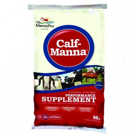 Manna Pro 94002150 Calf Manna