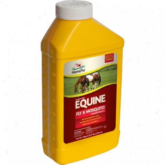 Manna Pro Equine Fly Spray Concentrate