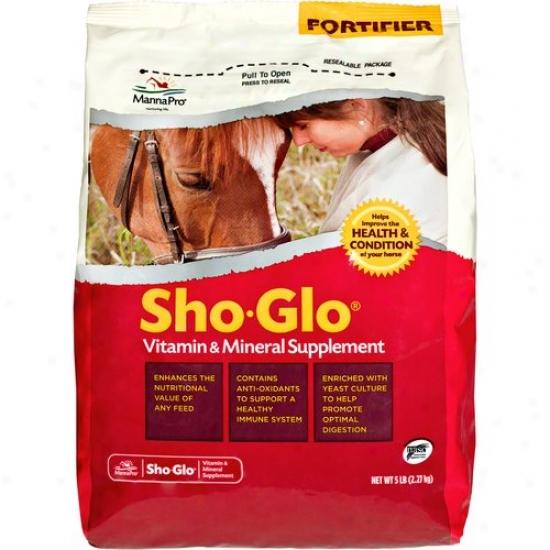 Manna Pro Sho-glo For Horses