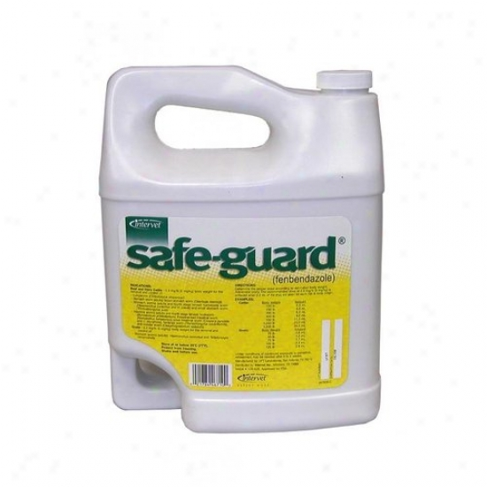Merck Animal Health 069292/001-809793 Safeguard Wormer Suspension
