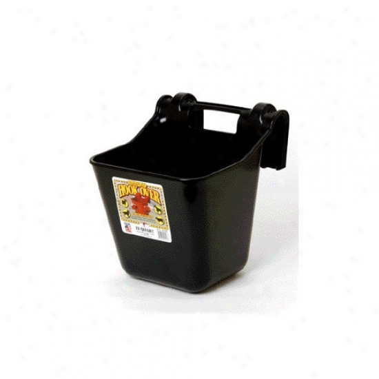 Miller Mfg Catch Over Pet Fseder - 12 Quart