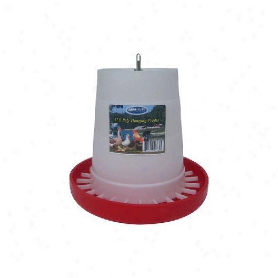 Millside Industries Puoltry Feeder In Plastic