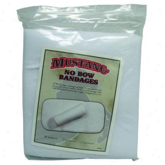 Mustang 8420-12 No Boss Bandage