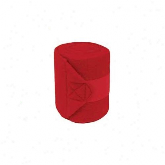 Mustang Inc Polo Wraps Red 9 Feet - 8440-a