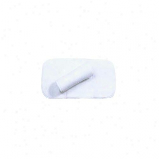 Mustang Manufacturing - Not at all Bow Bandage Wrap- White 14 Inch - 8420-14