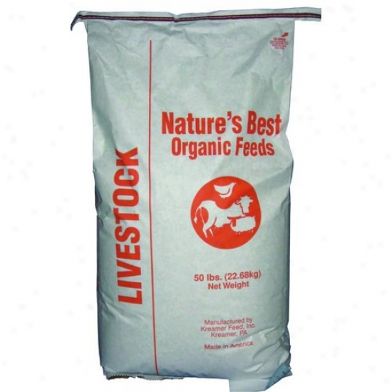 Natures Best M0721 Organic 14% Hog Pellets