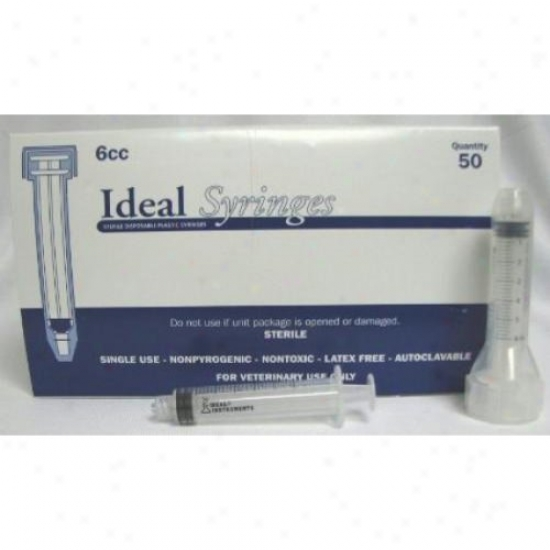 Neogen Ixeal 8881 Syringe 6cc Ls