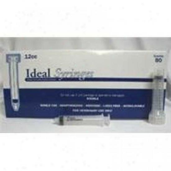 Neogen Ideal 8885 Syringe 12cc Ll
