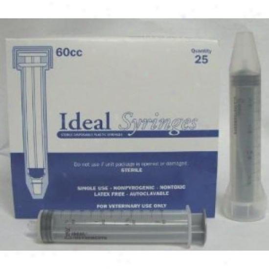 Neogen Ideal 8893 Syringe 60cc Ls
