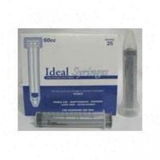 Neogen Ideal 8894 Syringe 60cc Ll