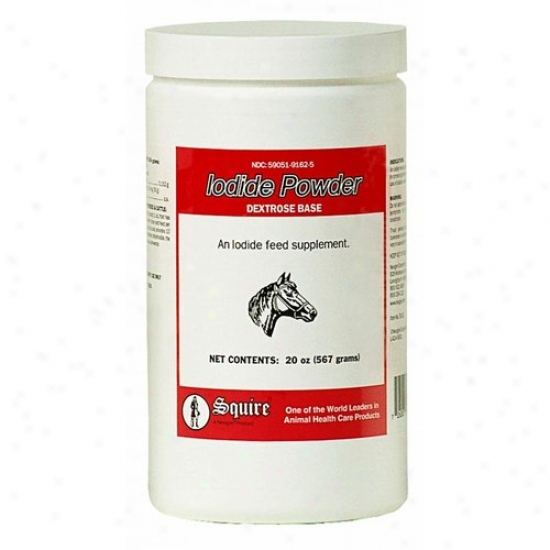 Neogenn Squire 79162 Iodide Powder