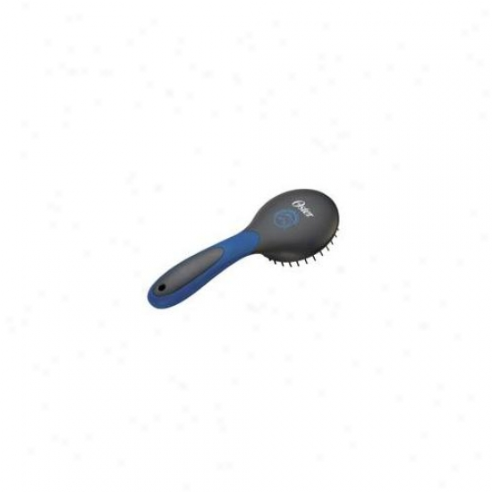 Oster Corporation - Oster Mane nAd Tail Brush- Blue - 78399-140