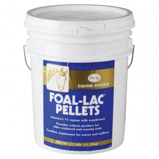Pet Ag Foal-lac Pellets