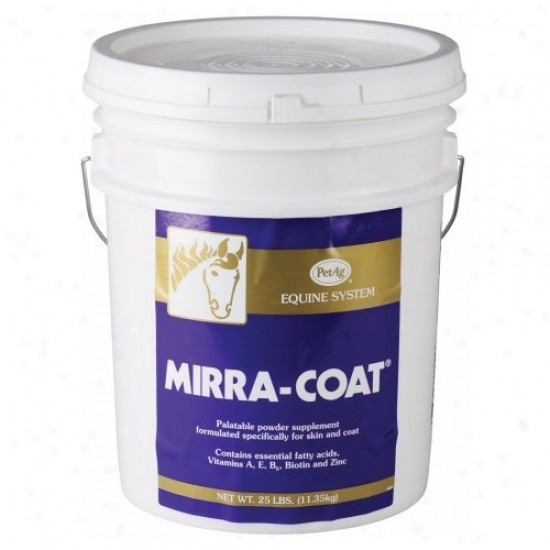 Pet Agg Morra-coat Powder