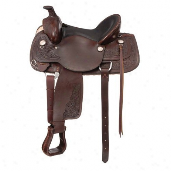 Royal King Adkins Trail Saddel