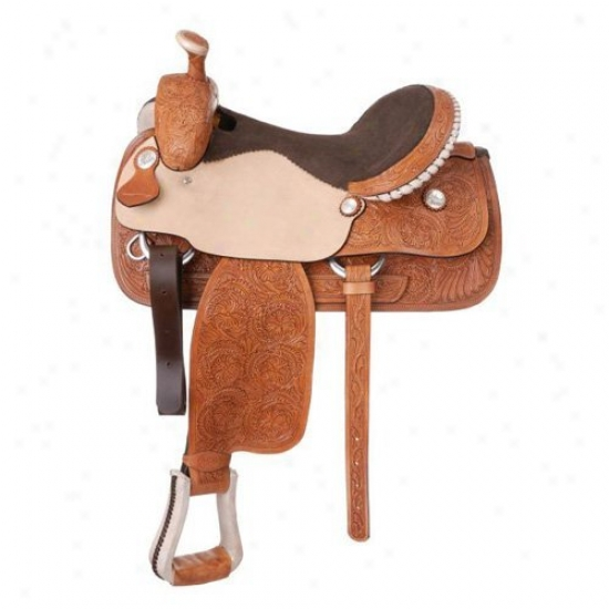 Royal King Barstow Roper Saddle