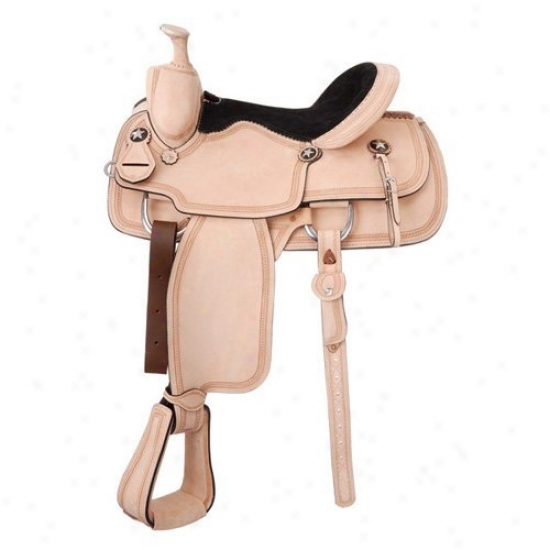 Royal King Collinsville Teeam Roper Saddle