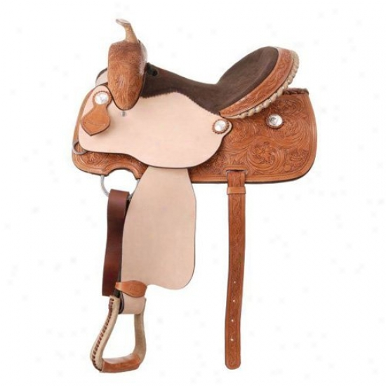 Royal King Denison Barrel Saddle